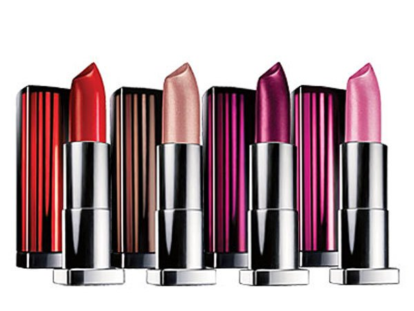 Maybelline Color Sensational Lipsticks In High Shine