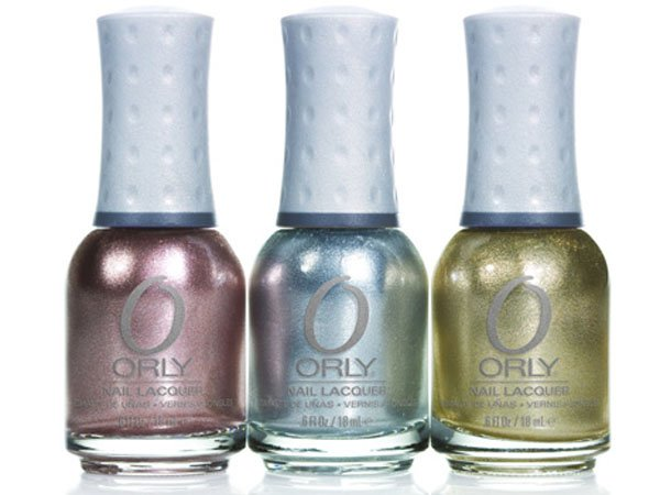 Orly Nail Polish In Metallic Colours